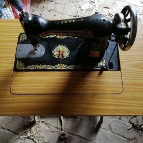 上海飞人牌缝纫机