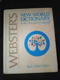 WEBSTERS NEW WORLD DICTIONARY of the American Language (英文)