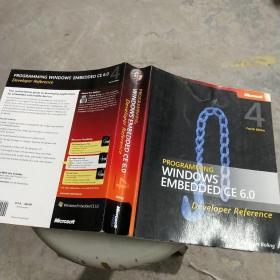Programming Windows Embedded CE 6.0 Developer Reference, 4th Edition