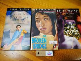 The Broken Bridge/The Tin Princess/The White Mercedes 3册合售 英文原版/畅销小说