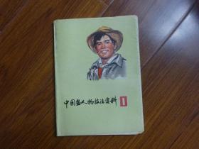 中国画人物技法资料(1)