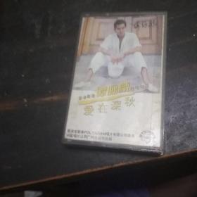 磁带谭咏麟独唱精选