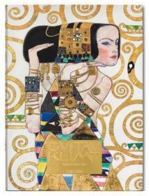 Gustav Klimt: Complete Paintings克里姆特绘画全集150周年盒装珍藏版 德国TASCHEN原版 大开本收藏级画册