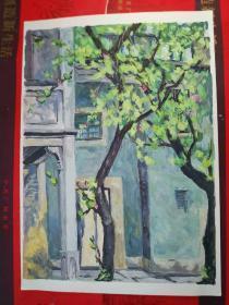 【广州画家所画的小画------原画】一张。品如图。AA7