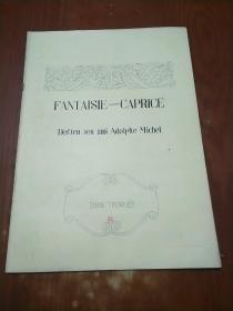 外文曲谱 4(8开)沈培德印章