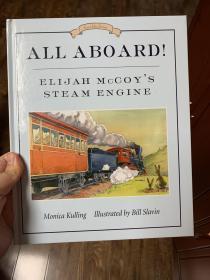 All Aboard!: Elijah McCoys Steam Engine