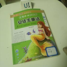 知识绿卡系列丛书·名师伴读:安徒生童话(彩绘版)