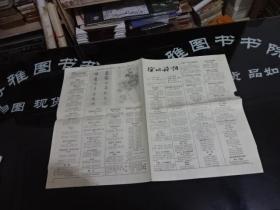 徐州诗词 1995年 第4期总第10期   货号102-3   8开 4版    正义颂.微山湖赏荷 等诗词