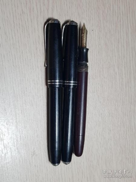 民國時期金筆,金星,金聯,誼聯,含50%赤金,缺零件,當配件出,200一只,打包出