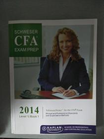CFA 2014 Level 1Book1.
