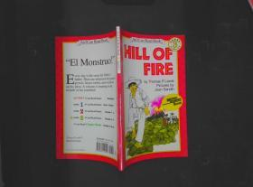 Hill of Fire (I Can Read, Level 3)火之山 英文原版