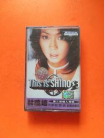 林晓培 第三张个人专辑 磁带