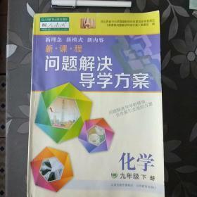 新课程问题解决导学方案 九年级化学 下册(配人教版)无答案