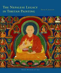 【现货包邮】The Nepalese Legacy in Tibetan Painting 藏族绘画中尼泊尔遗产