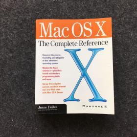 Mac os X:The Complete Reference