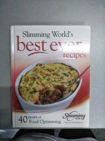 Slimming World's Best Ever Recipes: 40 Years of Food Optimising