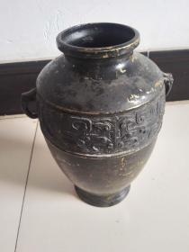 日本回流青铜瓶