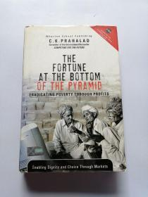 The Fortune at the Bottom of the Pyramid:Eradicating Poverty Through Profits(附光盘)