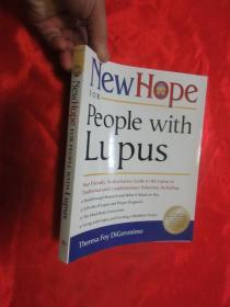 NEW HOPE FOR LUPUS   (16开)   【详见图】