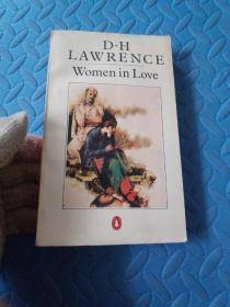 恋爱中的女人:英文