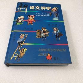 新说文解字(精装本)吴添汉 上海科技教育出版社