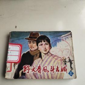 连环画:野火春风斗古城(上)