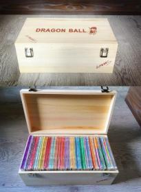 七龙珠 海南版 鸟山明木盒典藏 78本全套 收藏品相2