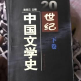 20世纪中国文学史(上下卷)