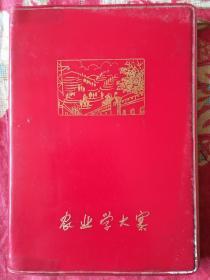 老日记本(农业学大寨)70年