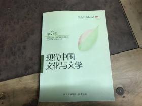 现代中国文化与文学 第3辑