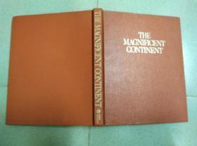 THE MAGNIFICENT CONTINENT 有钢笔签名藏书票一张 附1983年纽约地图一张