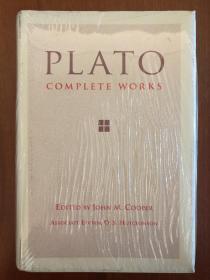 Plato: Complete Works(精装)(进口原版,国内现货)