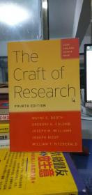 The Craft of Research      by Wayne C.      The University    9780226239736