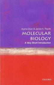 分子生物学(牛津通识读本)英文原版 Molecular Biology: A Very Short Introduction