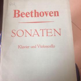 贝多芬奏鸣曲
