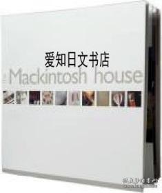 【包邮】The Mackintosh House 2012年出版