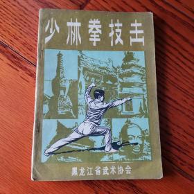 少林拳技击 黑龙江武术协会