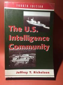 英文原版:The U.S. intelligence community