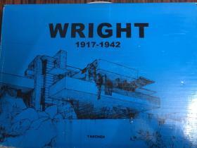 FRANK LLOYD WRIGHT 赖特作品集1917-1942 赖特作品全集
