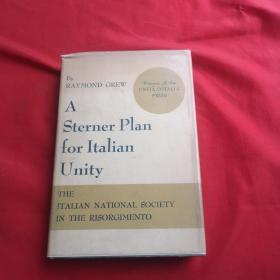 A Sterner PIan for ItaIian unity