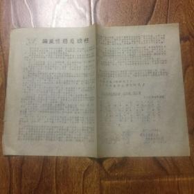 文革小报: 学习材料