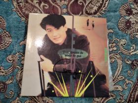 【签名专辑】四大天王 黎明 签名小黑胶唱片《亲近你》极少见