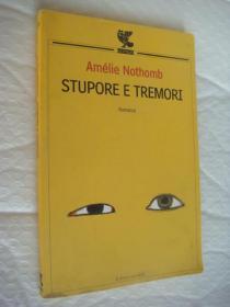 STUPORE E TREMORI 意大利语原版 大32K