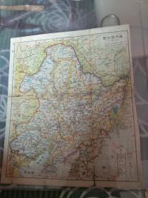 满洲国地图(八张)