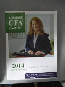 CFA 2014 Level 1/ Volume1,2合售