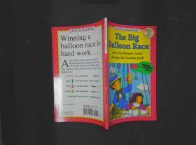 The Big Balloon Race (I Can Read, Level 3)热气球大赛 英文原版
