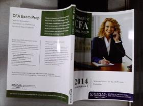 CFA 2014 Level 1/ Volume1,2