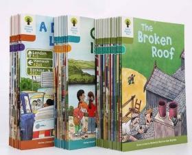 40册牛津阅读树7-9阶Oxford Reading Tree牛津树拓扩展阅读系列