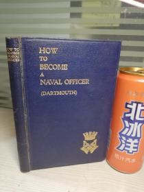 1942年  HOW TO BECOME A NAVAL OFFICER  插图版