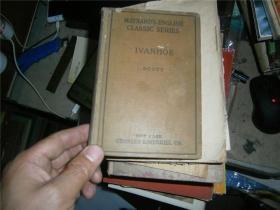 IVANHOE(约为上世纪初期纽约版)